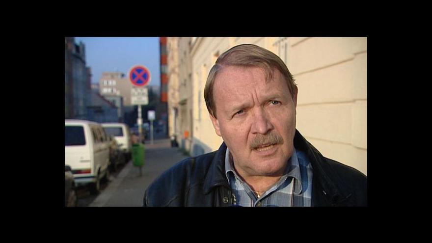 Video Komentář Martina Engela