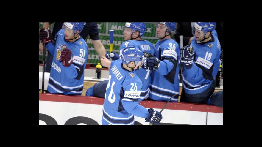 Video Sestřih utkání Francie - Finsko