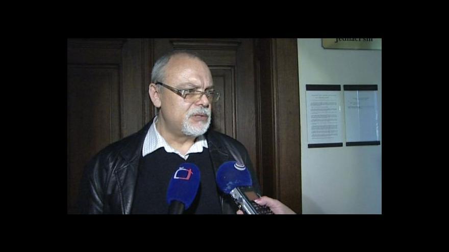 Video Obhájce Zdeněk Mach