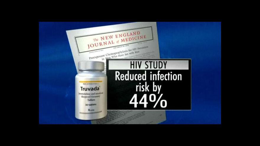 Video Experti přišli s prevencí proti viru HIV