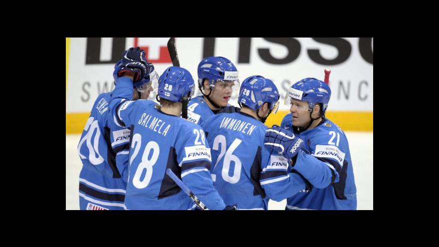 Video Utkání Francie - Finsko
