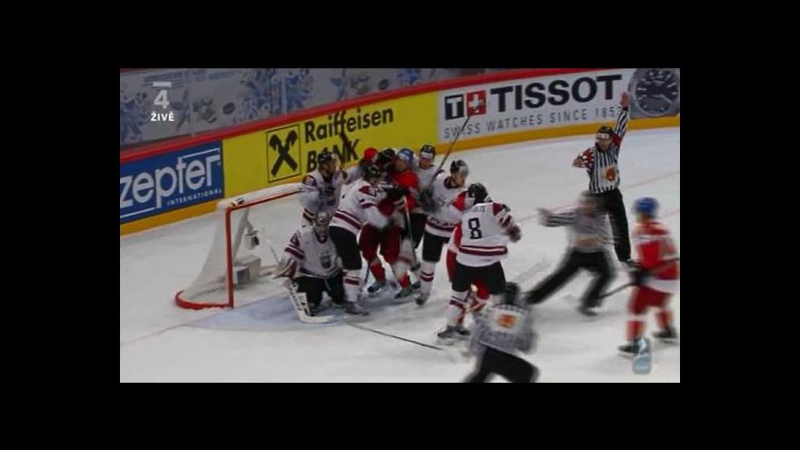 Video Bitka ČR vs. Lotyšsko