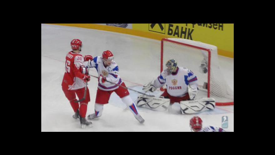 Video Sestřih utkání Dánsko - Rusko