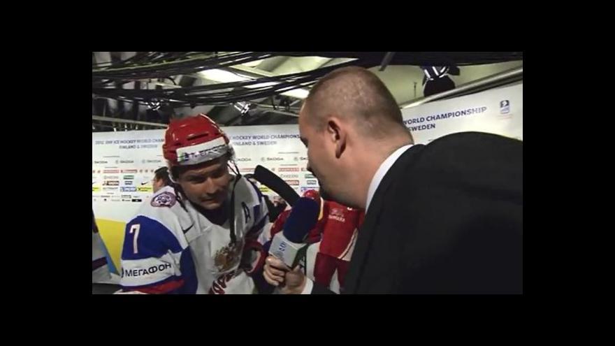 Video Rozhovor s Dmitrijem Kalininem