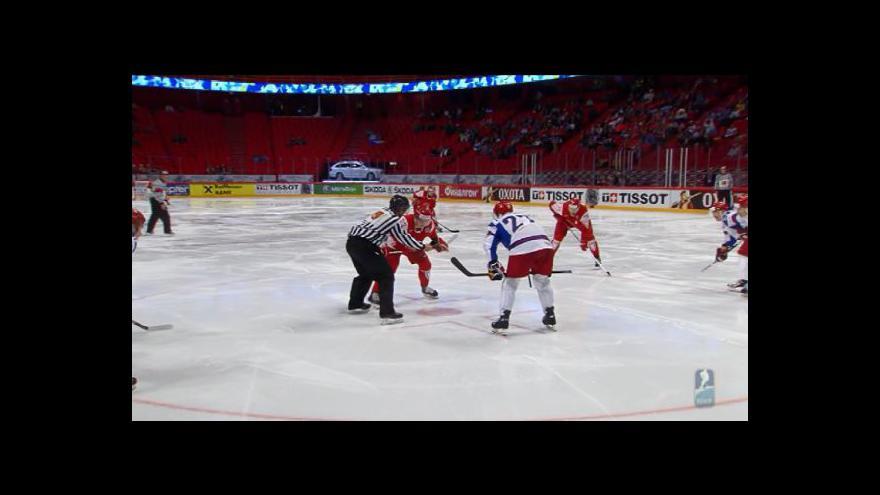 Video Utkání Dánsko - Rusko