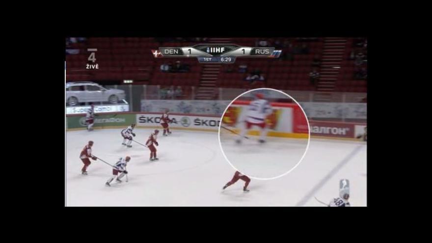 Video Nikulinova asistence