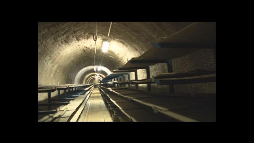Video NO COMMENT: Současný stav kolektorů pod Brnem