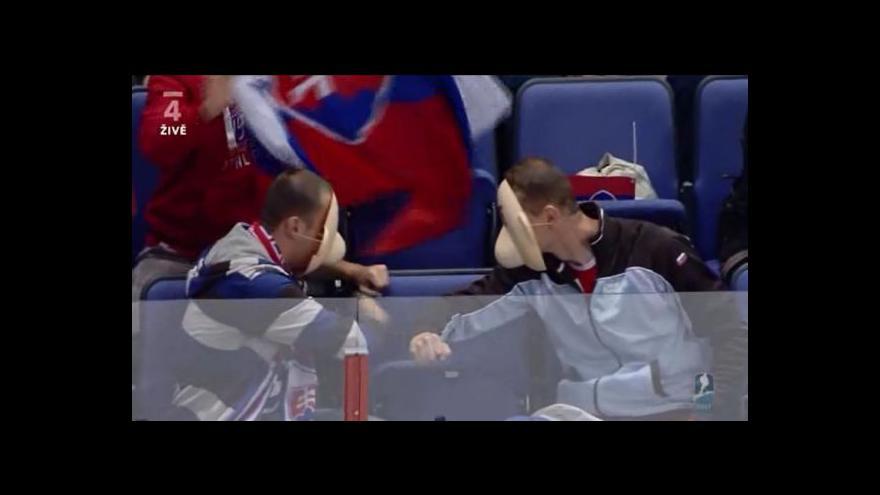 Video Slovenští fanoušci