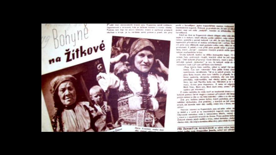 Video Rozhovor s Kateřinou Tučkovou