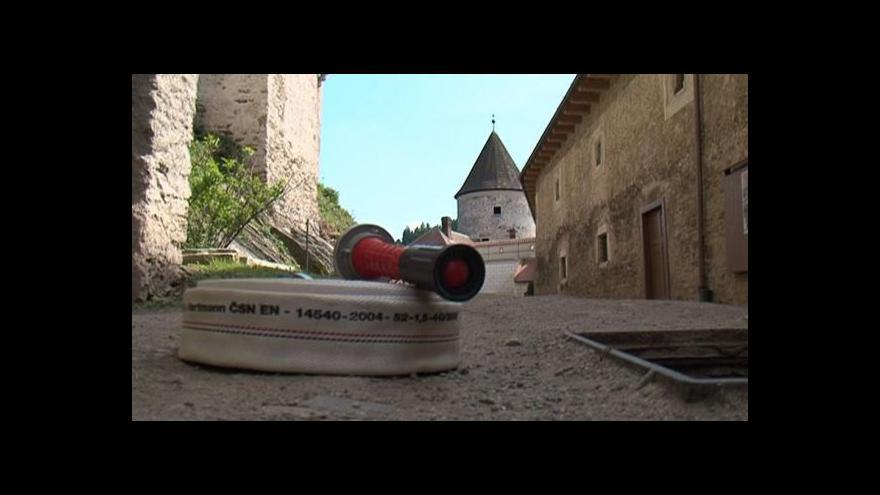 Video Reportáž Filipa Zadražila a Barbory Žítkové