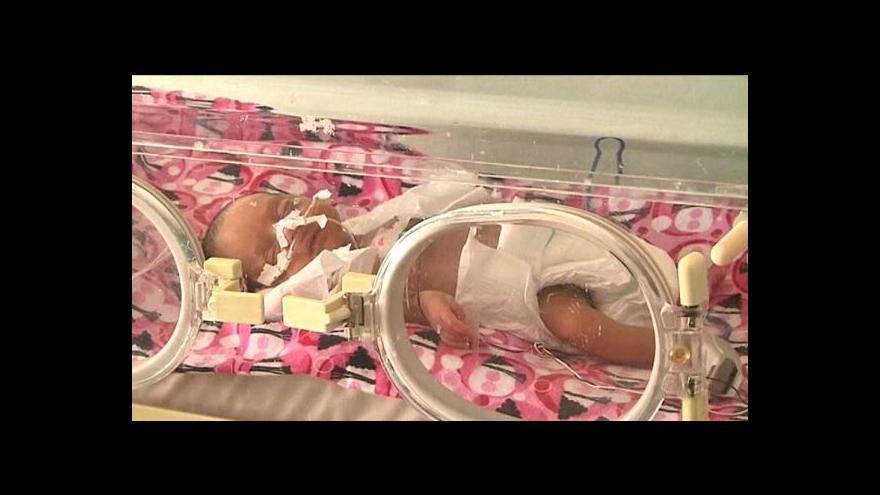 Video Afghánistán už není nejhorší pro matky a děti