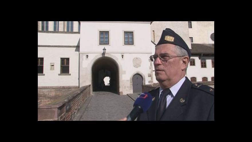 Video Hasiči testovali, zda by uhasili Špilberk