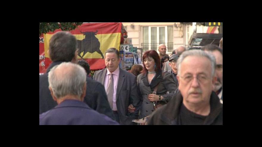 Video Španělsko zřejmě znovu pomůže bankám
