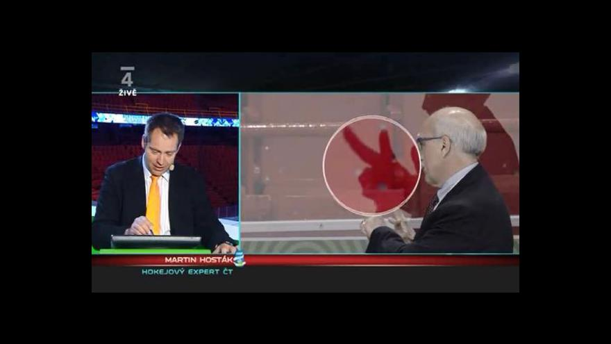 Video Gestikulace italského trenéra