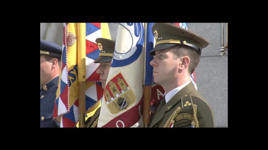 Video ČR si připomíná konec války