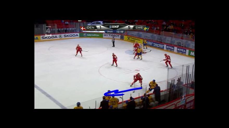 Video Brodinův gól