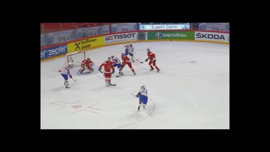 Video Přeilovka Norů 5 na 3 a úvodní gól