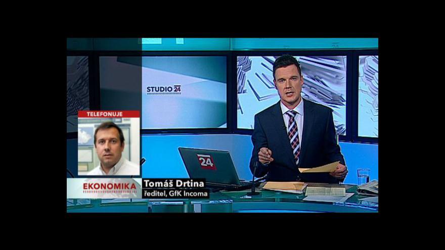Video Studio ČT24: Komentář Tomáše Drtiny