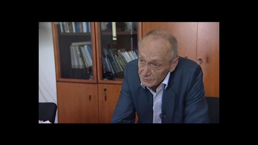 Video Náměstek hejtmana Václav Božek k opakovanému tendru