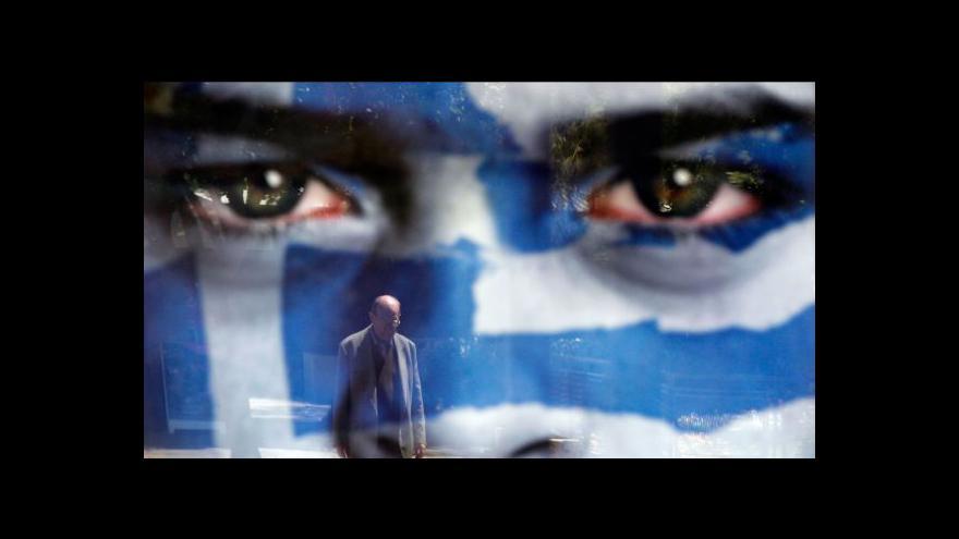 Video Reportáž a vstup Hany Scharffové v Událostech