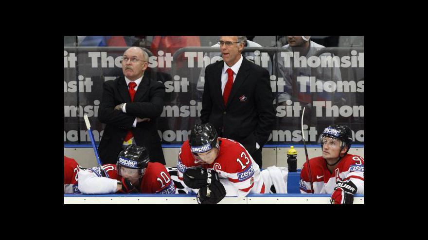 Video Sestřih utkání Kanada - USA