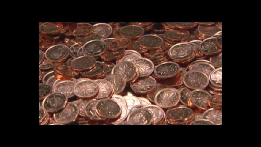 Video Kanada nechala vyrazit poslední penny