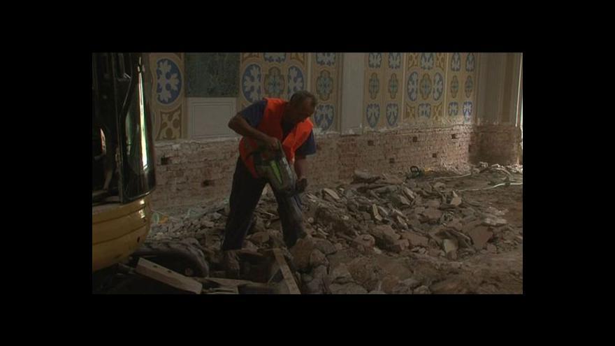 Video Začala oprava brněnského židovského hřbitova