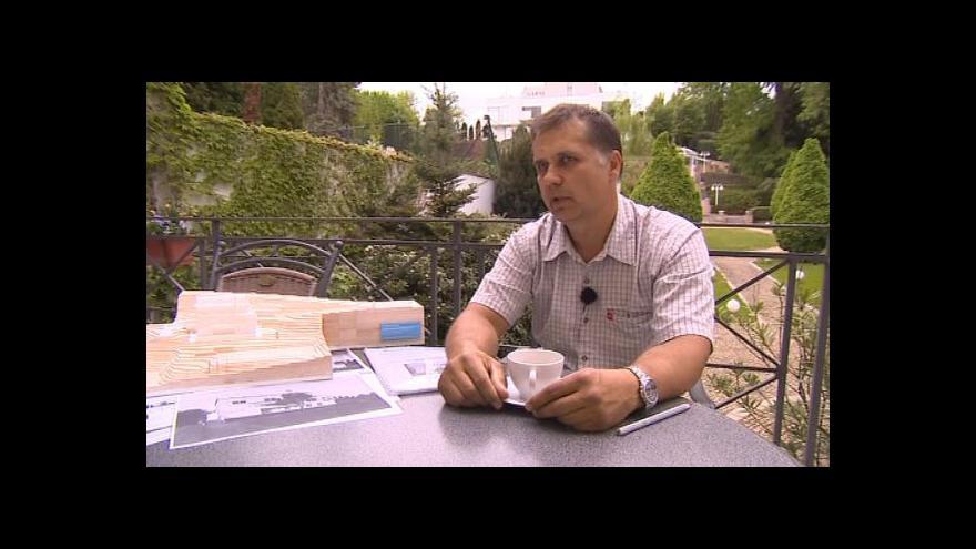 Video Milan Boček vysvětluje, co bude s vilou dál