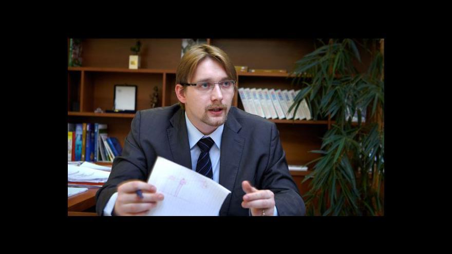 Video Rozhovor s Pavlem Dobešem
