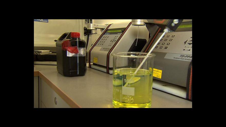 Video Nafta s vyšším obsahem síry