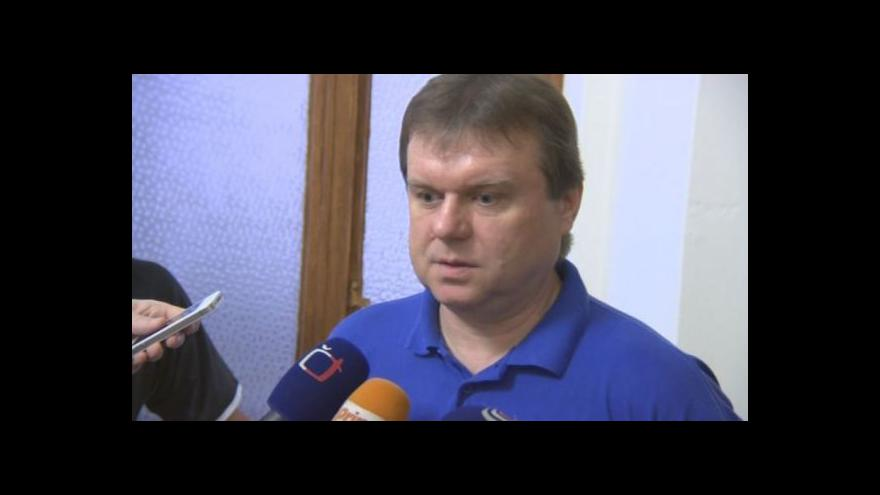 Video Napadený Josef Sedláček o svých zraněních