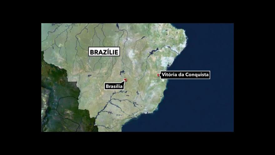 Video Brazilská škola chrání studenty