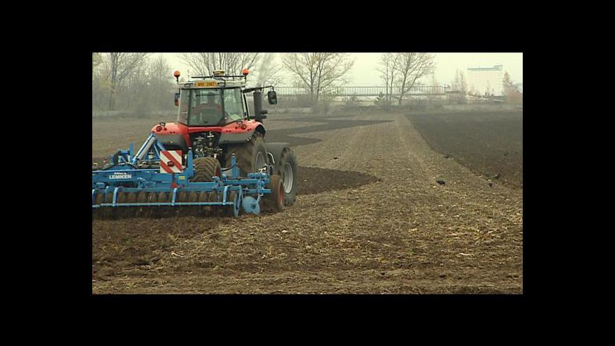 Video Blokády kvůli zelené naftě