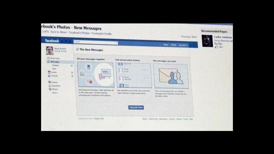 Video Facebook pomáhá při dárcovství orgánů