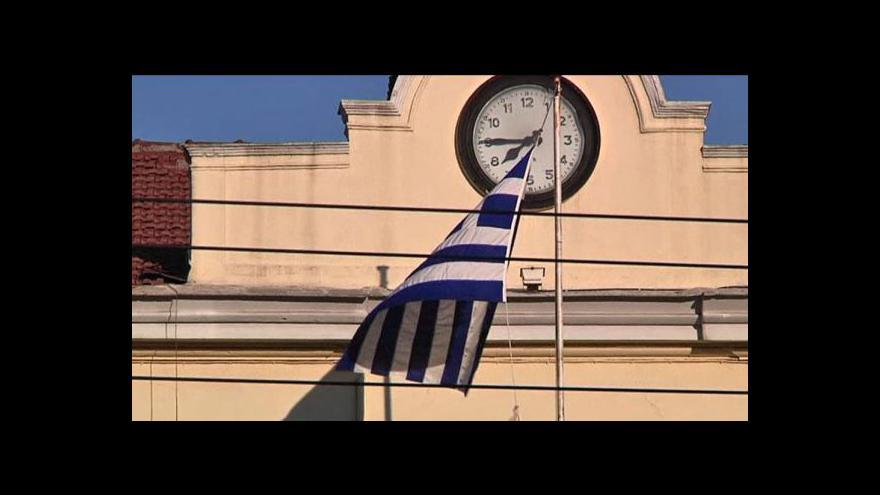 Video Řekové utíkají z měst na venkov