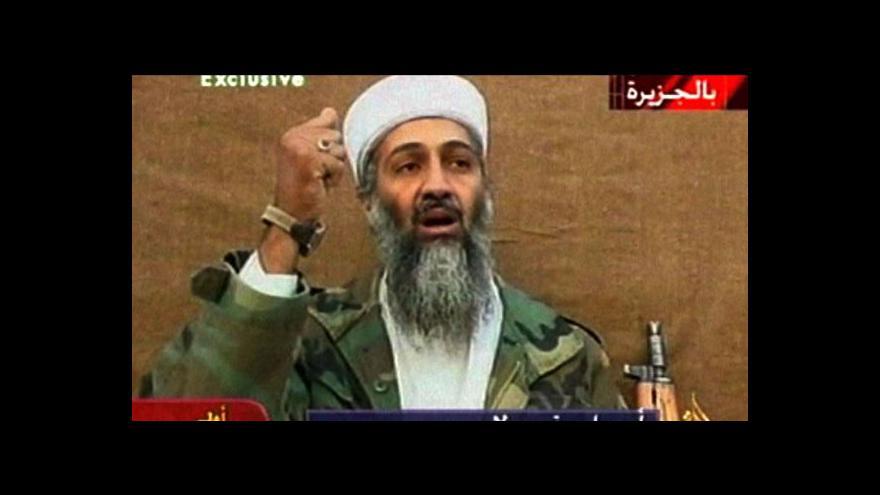 Video Od zabití bin Ládina uplynuly dva roky