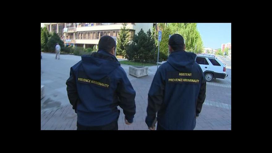 Video Hovoří ředitel vsetínských strážníků Nikolaj Martinák