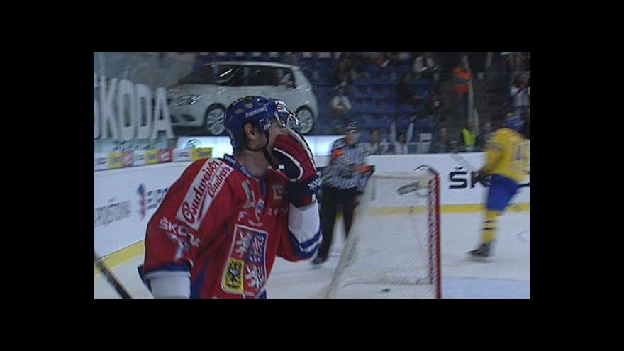 Video Ohlasy: Česko - Švédsko