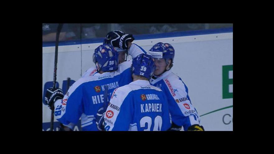 Video EHT: Česko - Finsko