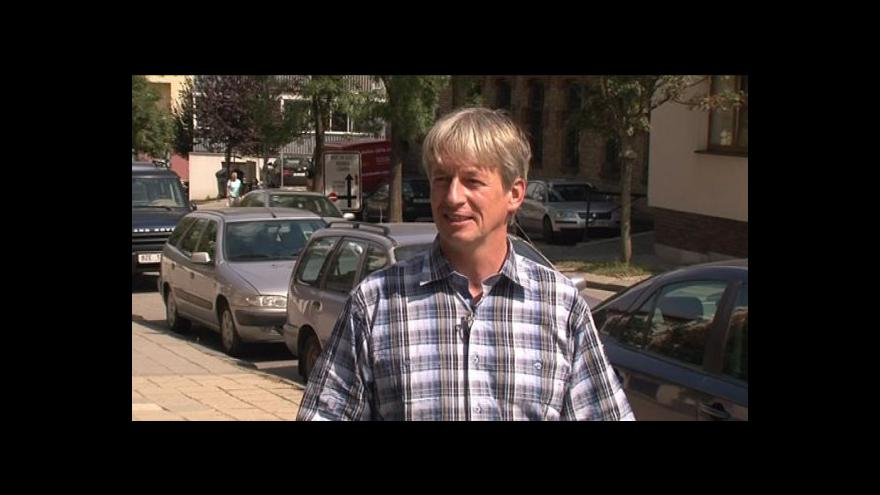 Video Komentář Pavla Skládaného z Centra dopravního výzkumu
