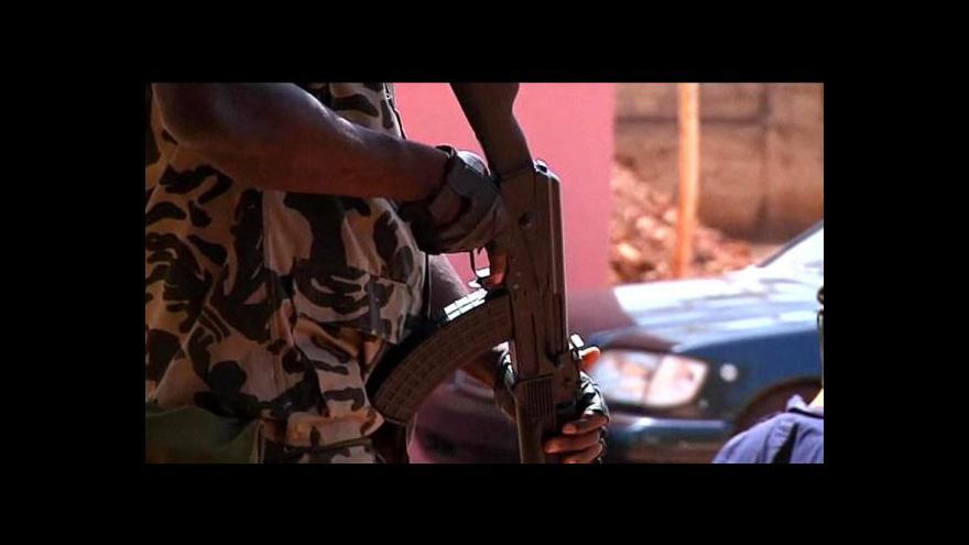 Video Mali prožilo další pokus o převrat