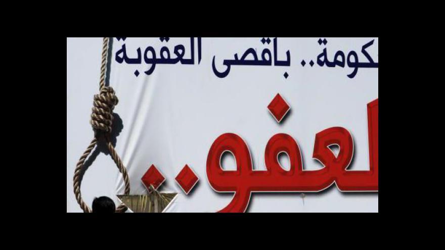 Video Bahrajnský soud nařídil nový proces s opozičními aktivisty