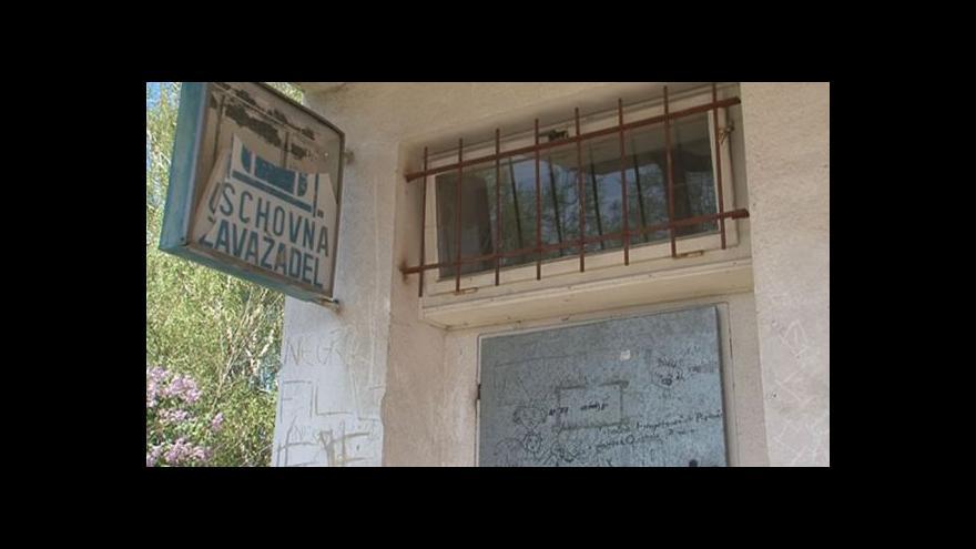 Video NO COMMENT: Zchátralé nádražní budovy