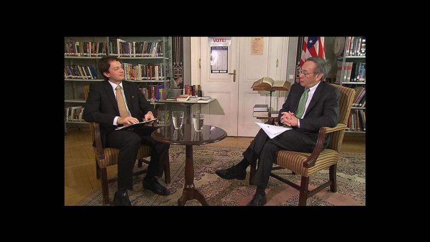 Video Rozhovor s ministrem energetiky USA
