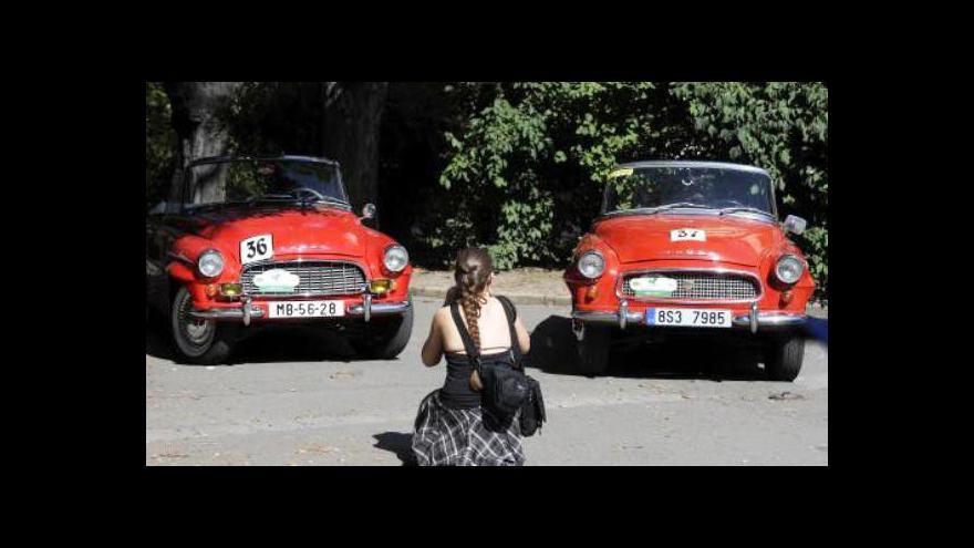 Video Reportáž Anny Rackové