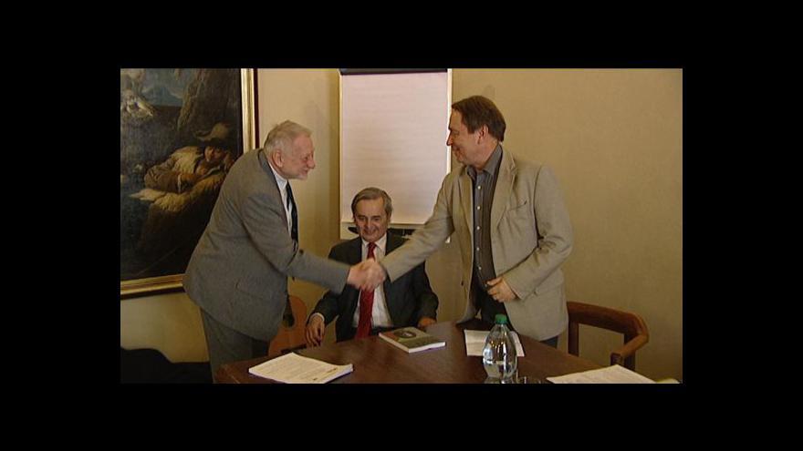 Video Reportáž P. Sedliské a P. Schubertové