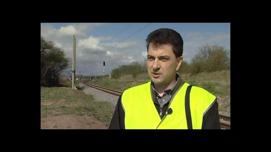 Video Hovoří Josef Dvořák z Drážní inspekce
