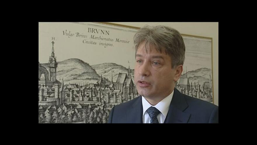 Video Primátor Roman Onderka (ČSSD) o dalším kole soutěže