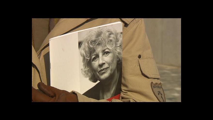 Video Rozhovor s Milenou Černou