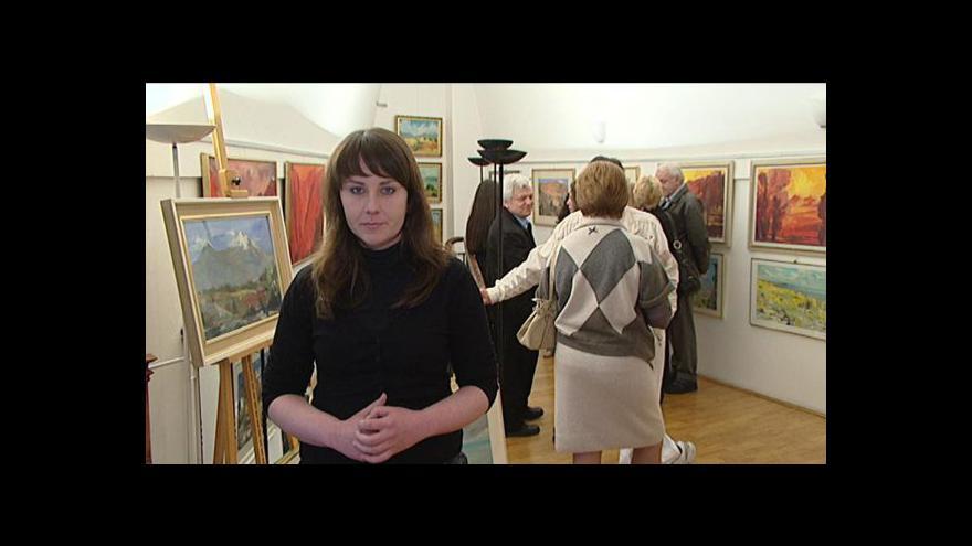 Video Reportáž Markéty Černé